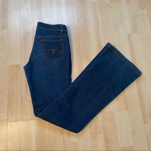 Hurley flared jeans
